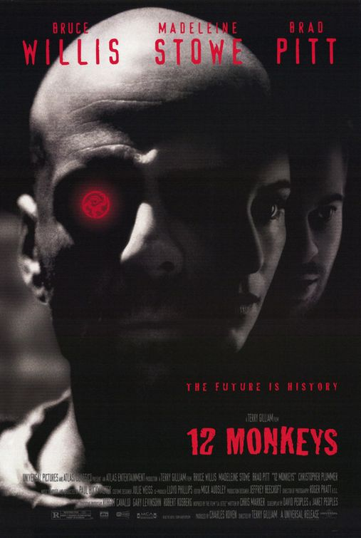 Twelve Monkeys movie