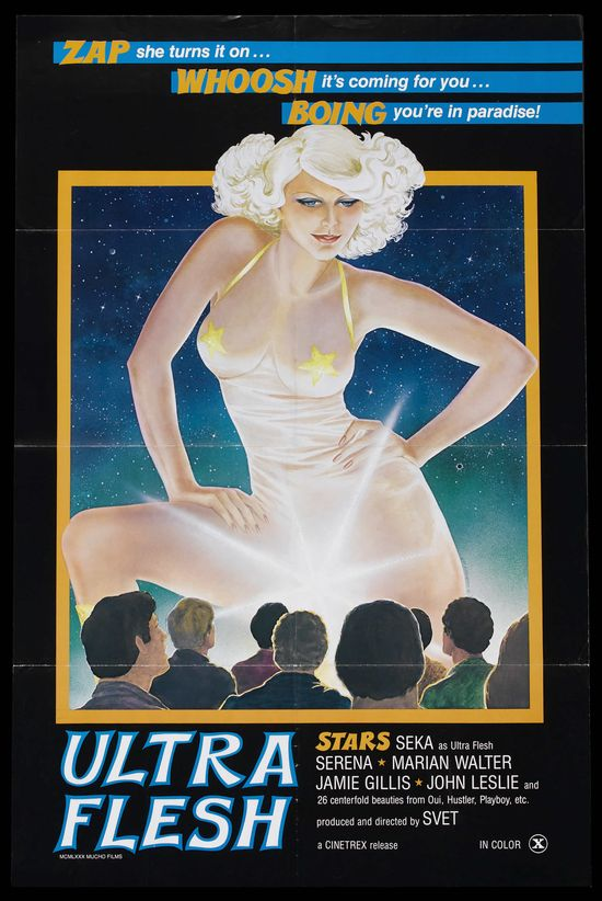 Ultra Flesh movie