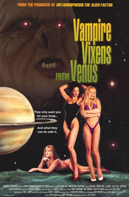 Vampire Vixens From Venus movie