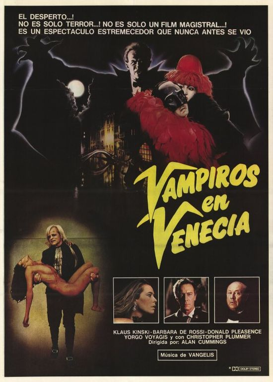 Vampire in Venice movie