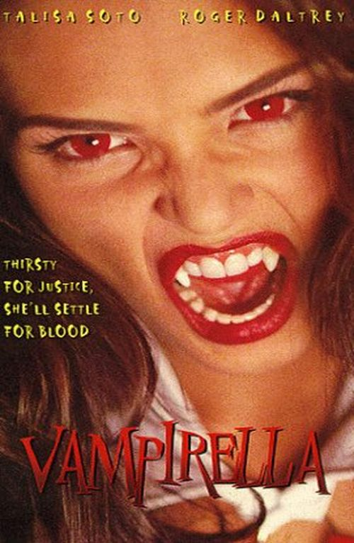 Vampirella movie