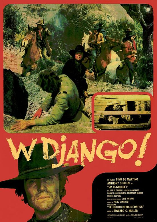 W Django! movie