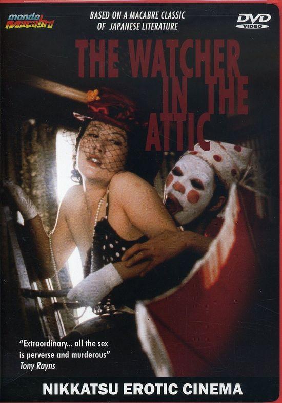 Watcher in the Attic movie