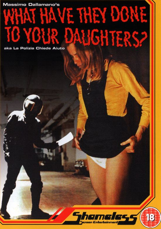 What Have They Done to Your Daughters movie