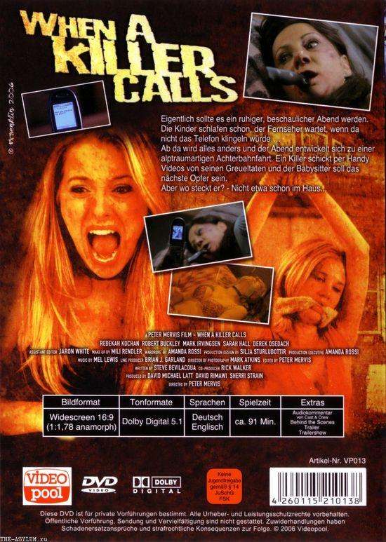 When a Killer Calls movie