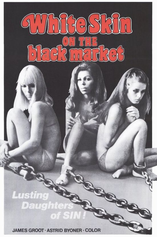 White Skin on the Black Market movie