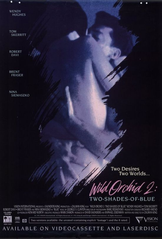 Wild Orchid II: Two Shades of Blue movie