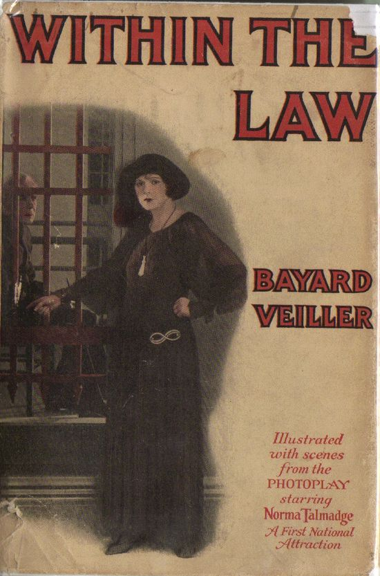 Within the Law (1923) movie