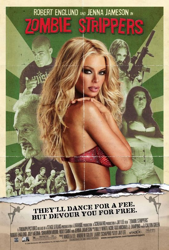 Zombie Strippers movie