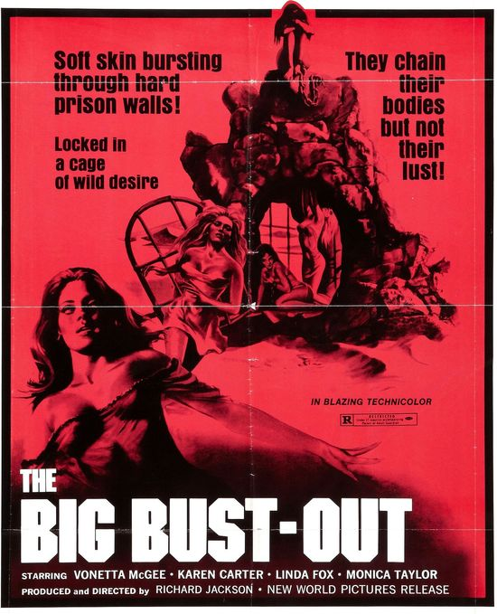 Big Bust Out movie