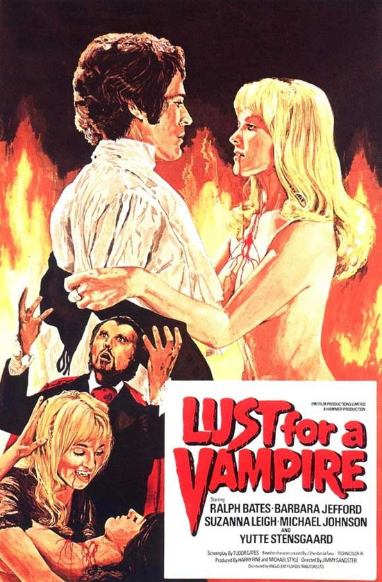 Lust for a Vampire movie